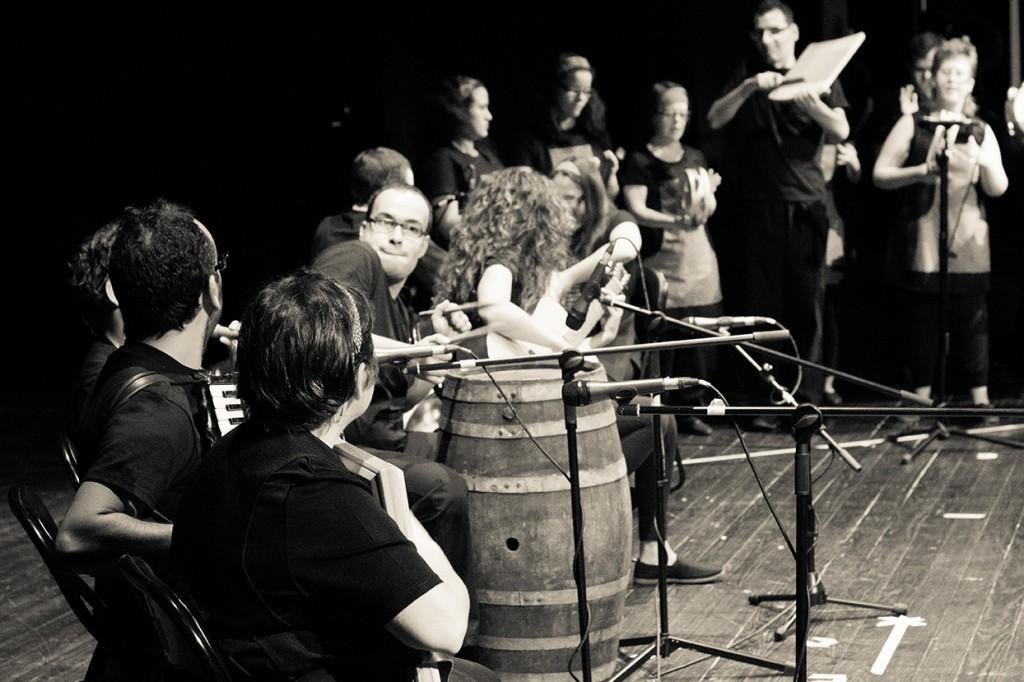 Grupo música tradicional Igualarte.